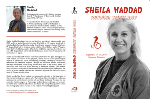 Sheila Haddad 3 Classes DVD